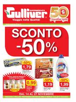 Gulliver - Sconto -50%