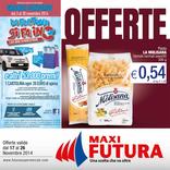 Futura Supermercati - Offerte Maxi Futura