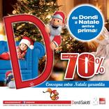 Dondi salotti - Da Dondi il Natale arriva prima!