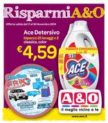 A&O - Risparmi A&O