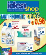 IdeaShop - Tanti prodotti a 0.49€ e 0.98€
