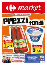 Carrefour Market - Prezzi Tondi
