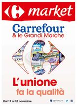 Carrefour Market - L'unione fa la qualità