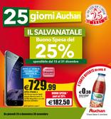 Auchan - Il salvanatale