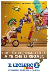 E.LECLERC Conad - I giocattoli portano gioia, a te che li regali