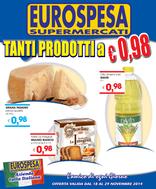 Eurospesa - Tanti prodotti a 0.98€
