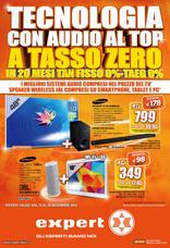 Expert-Domex - Tecnologia con audio al top a tasso zero