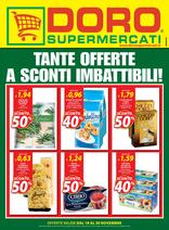 Doro Supermercati - Tante offerte a sconti imbattibili!