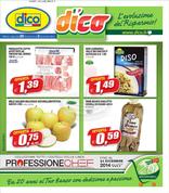 Volantino Dico - L'evoluzione del risparmio!