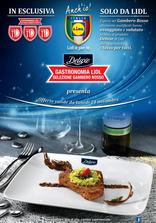 Volantino Lidl - Deluxe: gastronomia Lidl.