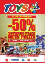 Toys Center - 2° appuntamento -50%