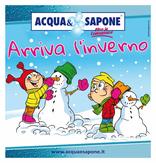 Acqua & Sapone - Arriva l'inverno