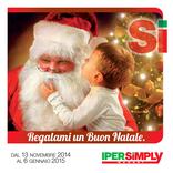 IperSimply - Regalami un Buon Natale