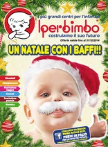 Iperbimbo - Un Natale con i baffi!!