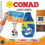 Conad City - Tantissimi prodotti al 50%