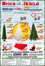 Brico Più & Ikasa - Natale 2014