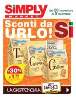 Simply Market - Sconti da Urlo!