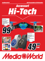 Mediaworld - Accessori Hi-Tech