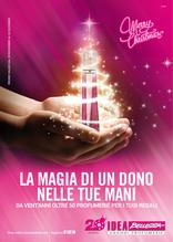 Volantino IDEA Bellezza - La magia di un dono nelle tue mani
