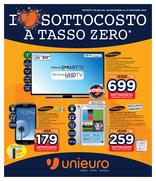 Unieuro - I love sottocosto a tasso zero