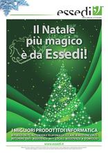 Essedi - Il Natale più magico è da Essedi!