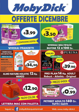 MobyDick - Offerte dicembre