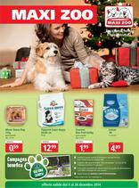 Maxi Zoo - Offerte dicembre 2014