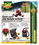 Volantino SELF - Corri corri che Natale arriva!