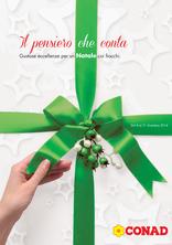 Conad - Il pensiero che conta - Catalogo Natale 2014
