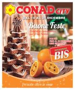 Conad City - Buone feste