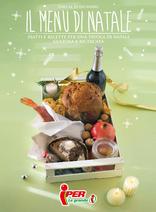 Iper La grande i - Il menu di Natale
