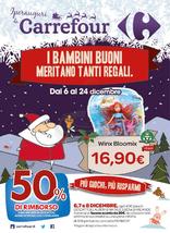 Volantino Carrefour Ipermercati - Regali per i piccoli