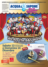 Acqua & Sapone - We are the A&S world