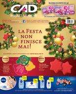 CAD Bellezza & Igiene - La festa non finisce mai!