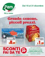 Pam - Grande cenone, piccoli prezzi