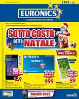 Euronics - Sotto costo sotto Natale
