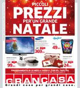 Grancasa - Piccoli prezzi per un grande Natale