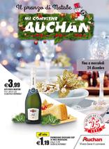 Auchan - Il pranzo di Natale