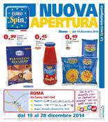 Eurospin - Nuova apertura a Roma