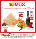 Basko - Convenienza e freschezza a Natale