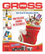 Gross Iper - Un felice anno di sconti!