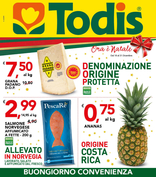 Volantino Todis - Ora è natale