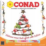 Conad Superstore - Abbiamo messo tante offerte sotto l'albero.
