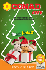 Conad City - Buon Natale