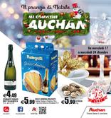 Auchan - Pranzo di Natale