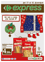 Carrefour Express - Se non a casa, che Natale è?