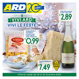 ARD Discount - Vivi ARD Vivi le feste