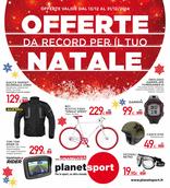 PlanetSport - Offerte da record per il tuo Natale