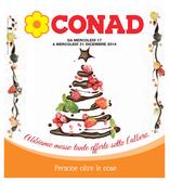 Conad - Abbiamo messo tante offerte sotto l'albero.
