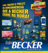 Lojas Becker - Melhor preço